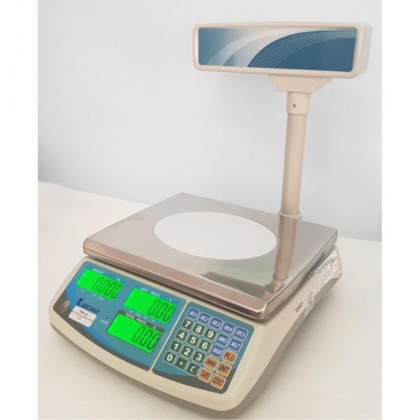 Ηλεκτρικοί Ζυγοί Πάγκου - Ζυγός EQPL Ζυγοί για Εμπορικές Συναλλαγές Ηλεκτρικοί Ζυγοί - zenith-scales.gr